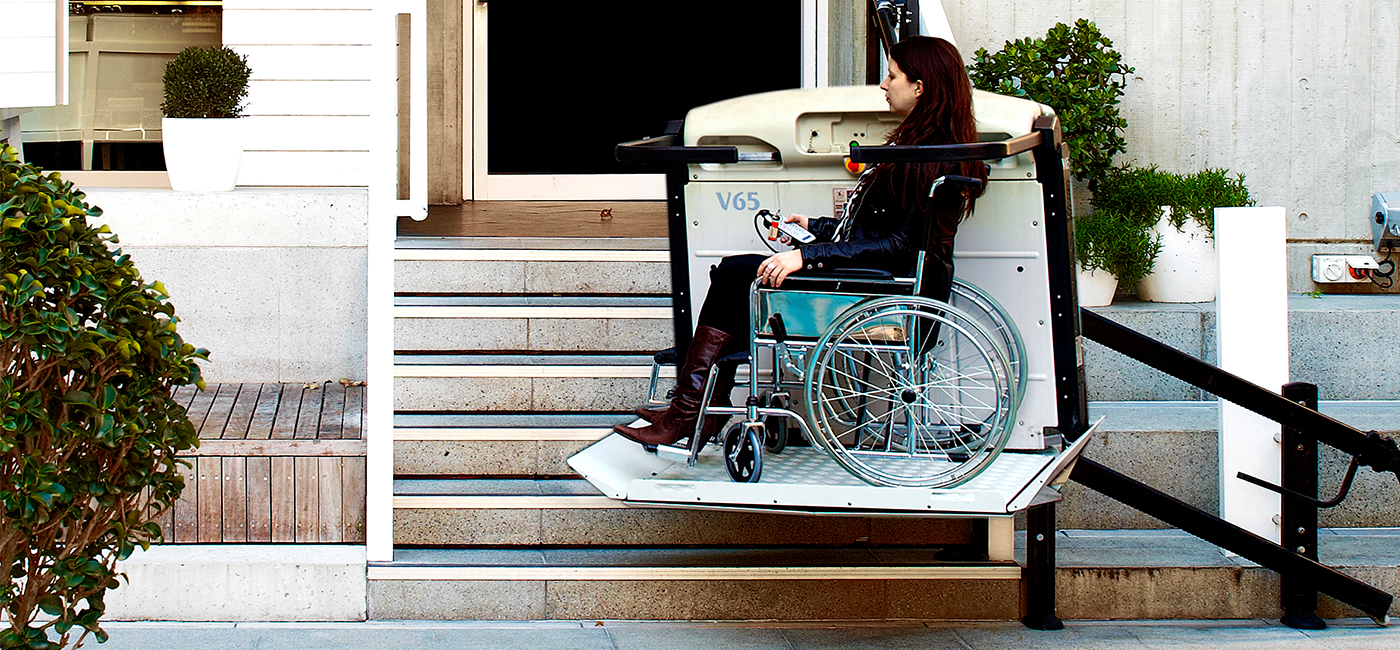 Wheelchair Platform Stairlift